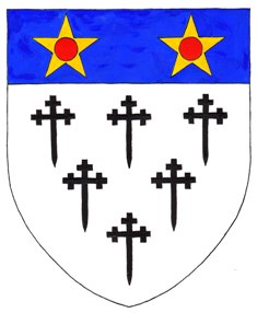 arms of Sir William de Clinton